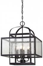 Minka-Lavery 4875-283 - 4 Light Mini Chandelier