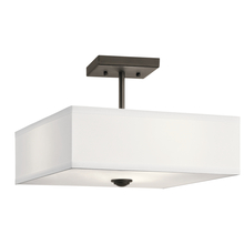 Kichler 43691OZ - Semi Flush 3Lt
