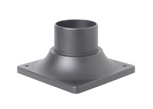 Craftmade Z202-05 - Light Matte Black Post Head Adapter