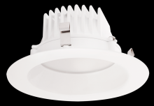 "RAB Lighting DLED4R8YY - RETROFIT DOWNLIGHT 4"" 8W 2700K ROUND LED ENGINE"