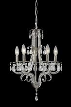 Z-Lite 849BN - 5 Light Chandelier
