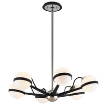 Troy F7163 - Ace 6Lt Chandelier Small