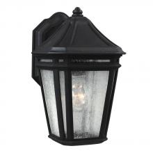 Feiss OL11300BK - 1 - Light Outdoor Sconce