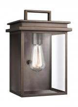 Feiss OL13601ANBZ - 1 - Light Outdoor Wall Lantern