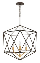 Hinkley 3023MM - Chandelier Astrid