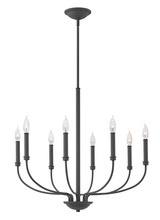 Hinkley 3076KZ - Chandelier Alister
