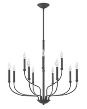 Hinkley 3078KZ - Chandelier Alister