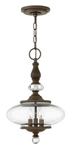 Hinkley 4323OZ - Chandelier Wexley
