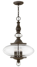 Hinkley 4325OZ - Chandelier Wexley