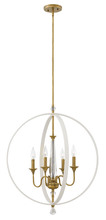 Hinkley 4604WT - Chandelier Waverly