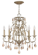 Hinkley 4775SL - Chandelier Carlton