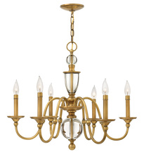 Hinkley 4956HB - Chandelier Eleanor